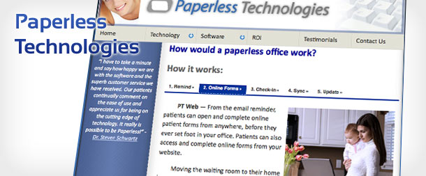 Paperless Technologies