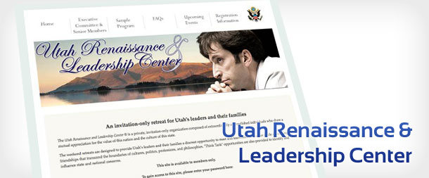 Utah Renaissance and Leadership Conference